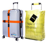 Luggage Straps and Wraps