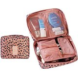 American Trends Waterproof Travel Makeup Bag