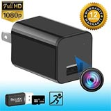 Wifi Hidden Camera Adapter With Mini Camcorder