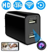 Wifi Hidden Camera With 720P Mini Camcorder