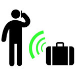 Wireless Luggage Trackers