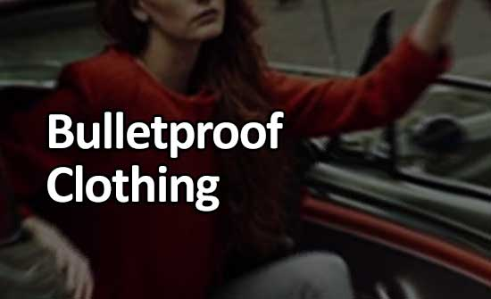 A Guide To The Best Bulletproof Clothing