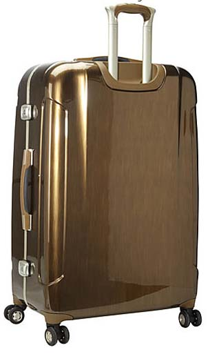 Mancini Armour Hard Sided Luggage | SafeSuitcases.com