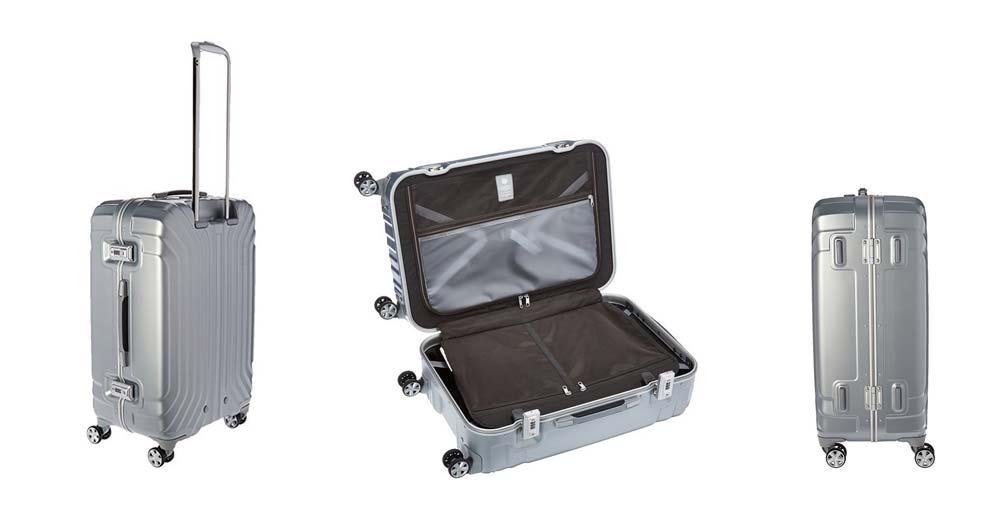 Samsonite Tru-Frame Hardside Spinner Suitcase   SafeSuitcases.com