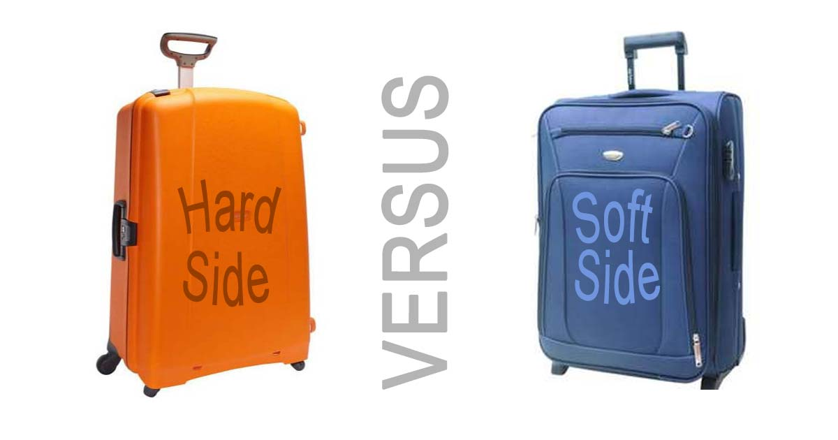 Hardside Versus Softside Luggage Safesuitcases Com
